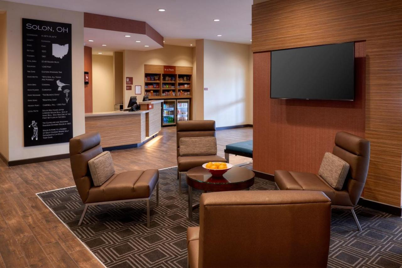 Hotel TownePlace Suites Cleveland Solon, OH - Booking com