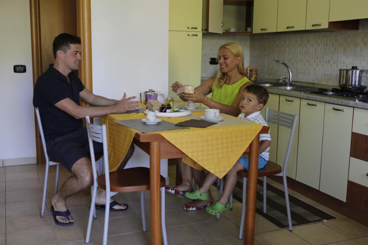 Il Calabriano Residence Italien Zambrone Booking Com