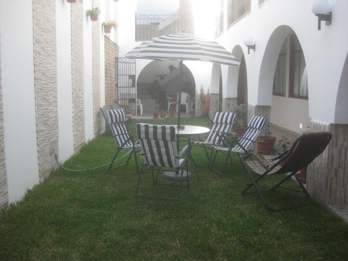 Guest Houses In El Huarango Ica