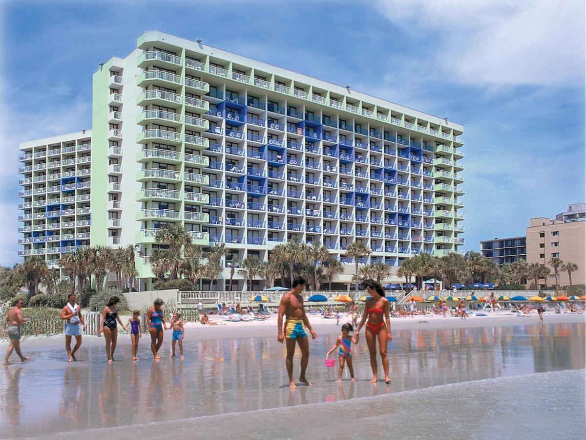 C Beach Resort Myrtle Sc Booking