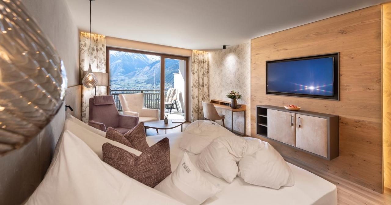 Wellnesshotel Sonnbichl Italien Dorf Tirol Booking Com