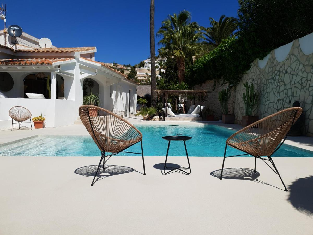 Guest Houses In Ifach Valencia Community