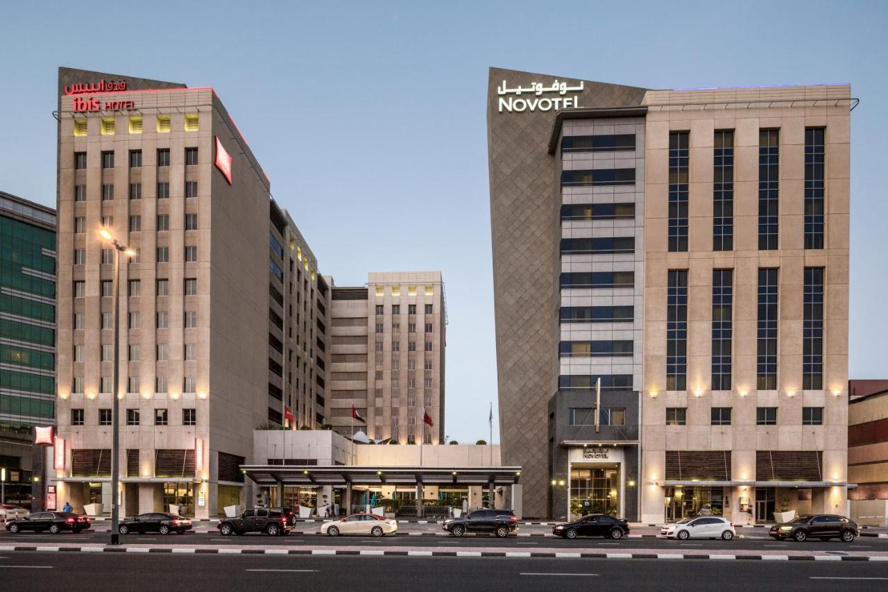 Hotel Ibis Deira City Centre Dubai Uae Booking Com