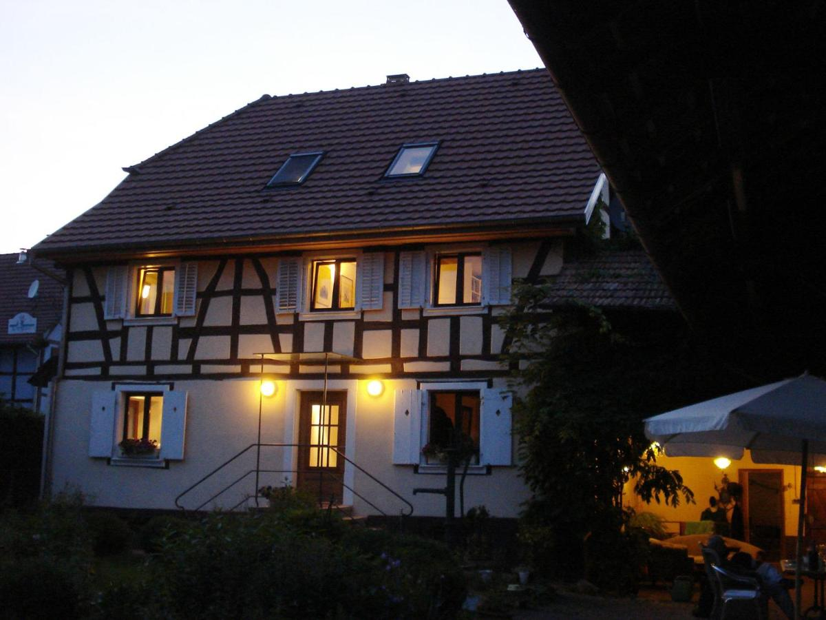 Guest Houses In Ruederbach Alsace