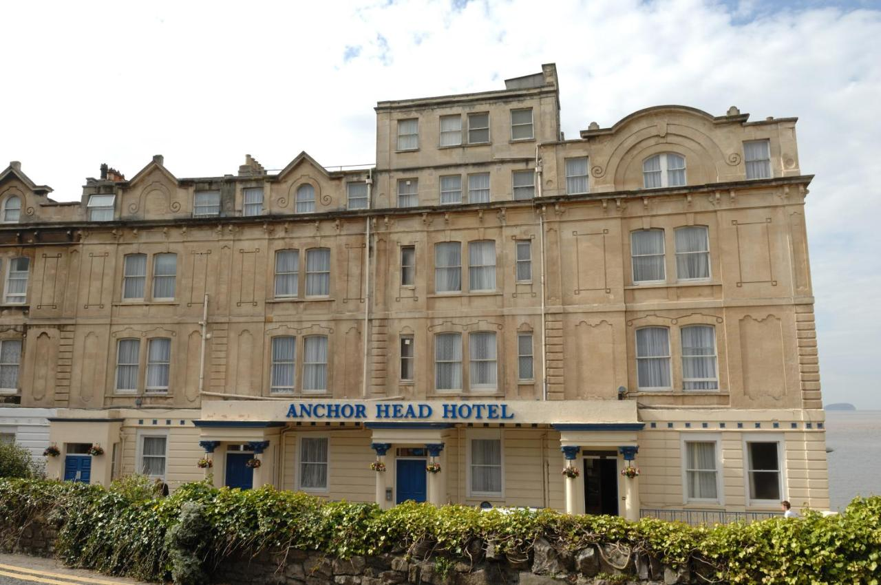 anchor head hotel weston super mare uk booking com