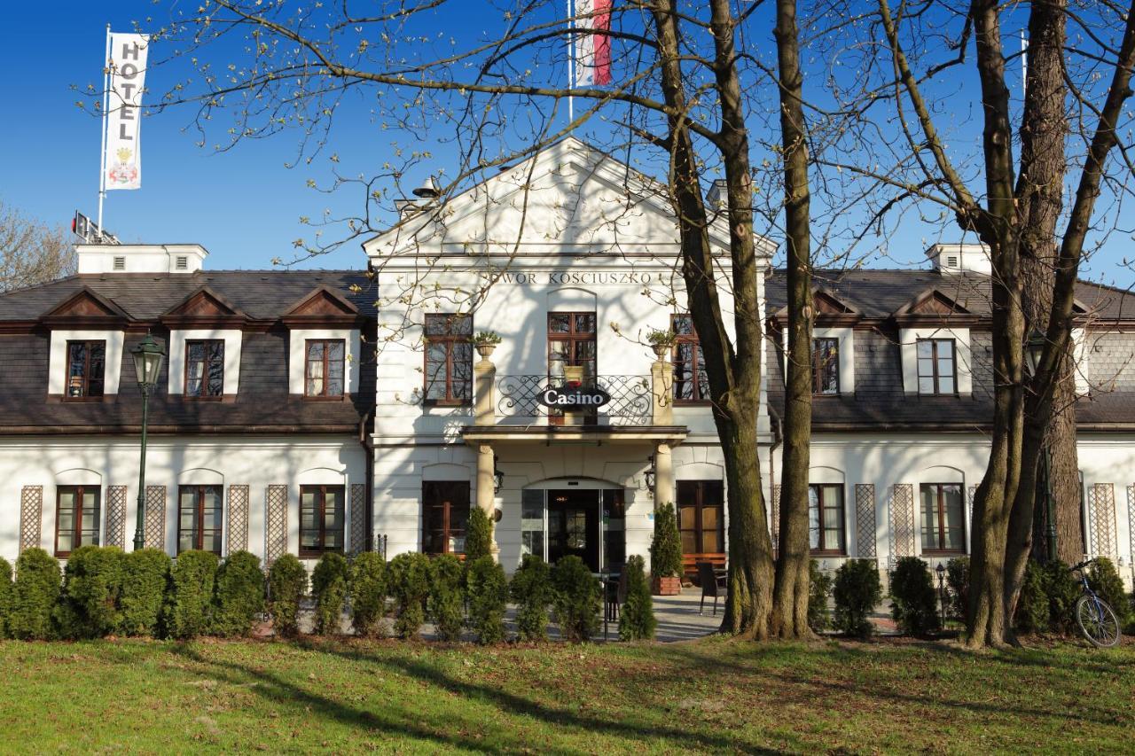 Hotel dwór kościuszko krakow poland booking com