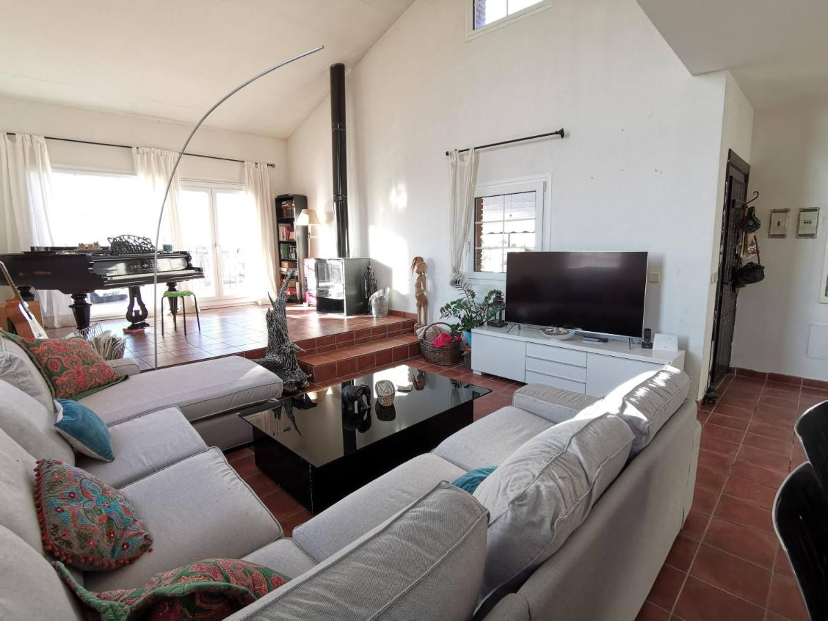 Elegante casa de campo con jardín junto al río Jarama, El ...