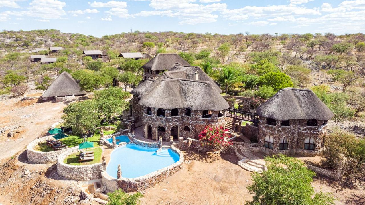 AHA Eagle Tented Lodge & Spa