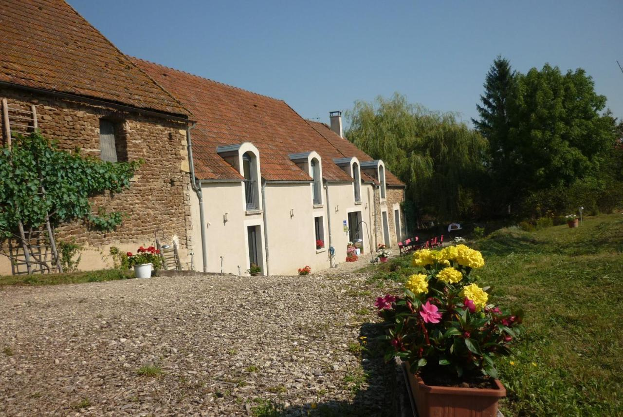 Guest Houses In Vassy Burgundy