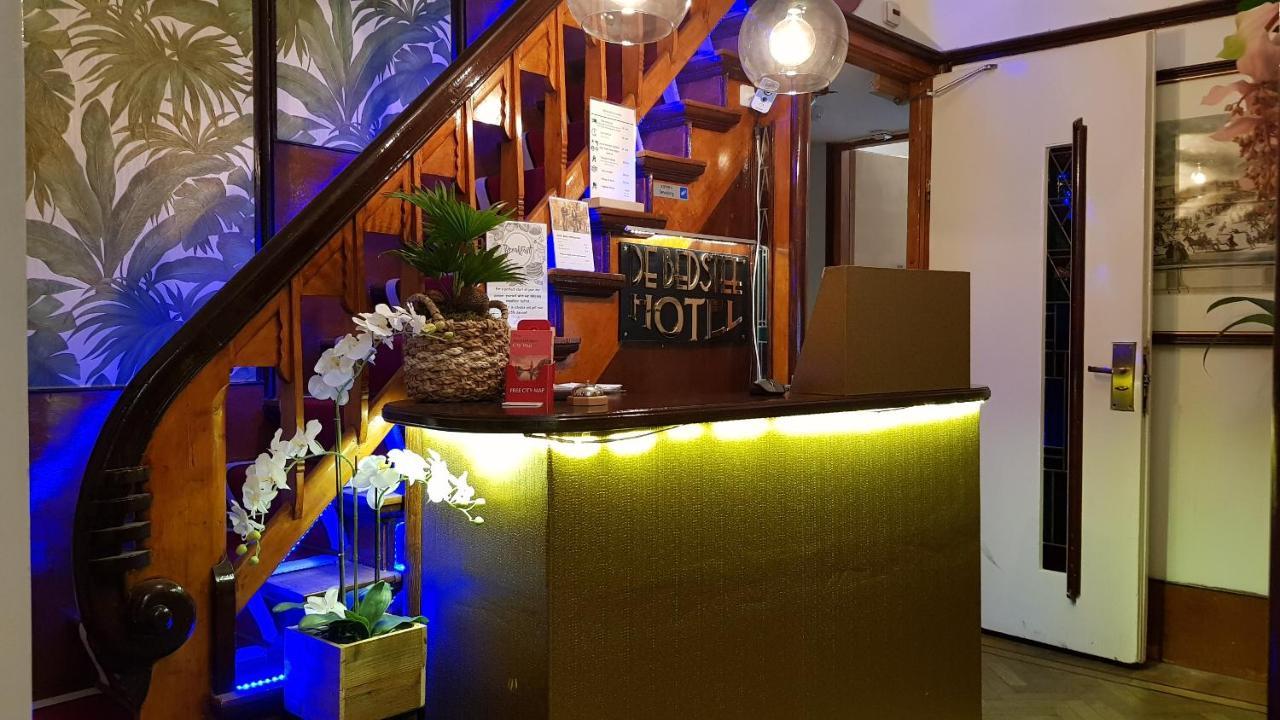 Hotel De Bedstee Boutique Capsules Niederlande Amsterdam Booking Com