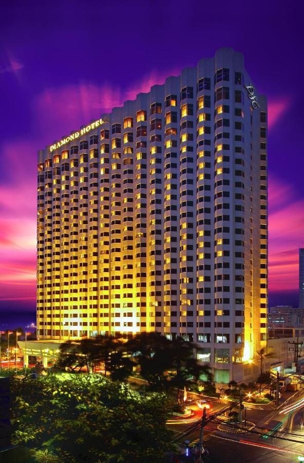 菲律賓鑽石大酒店Diamond Hotel
