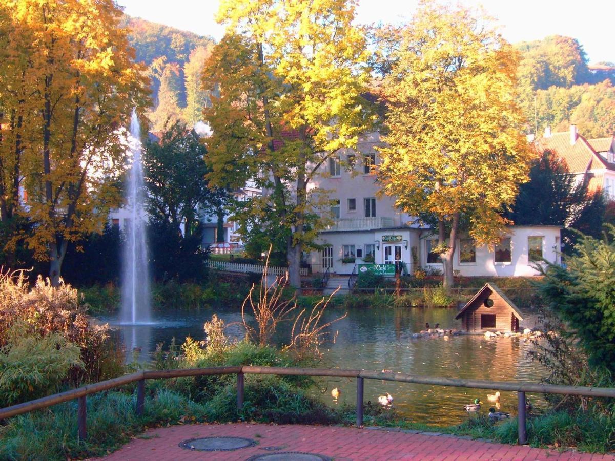 Hotel Park Am Schwanenteich (Deutschland Bad Sooden-Allendorf ...