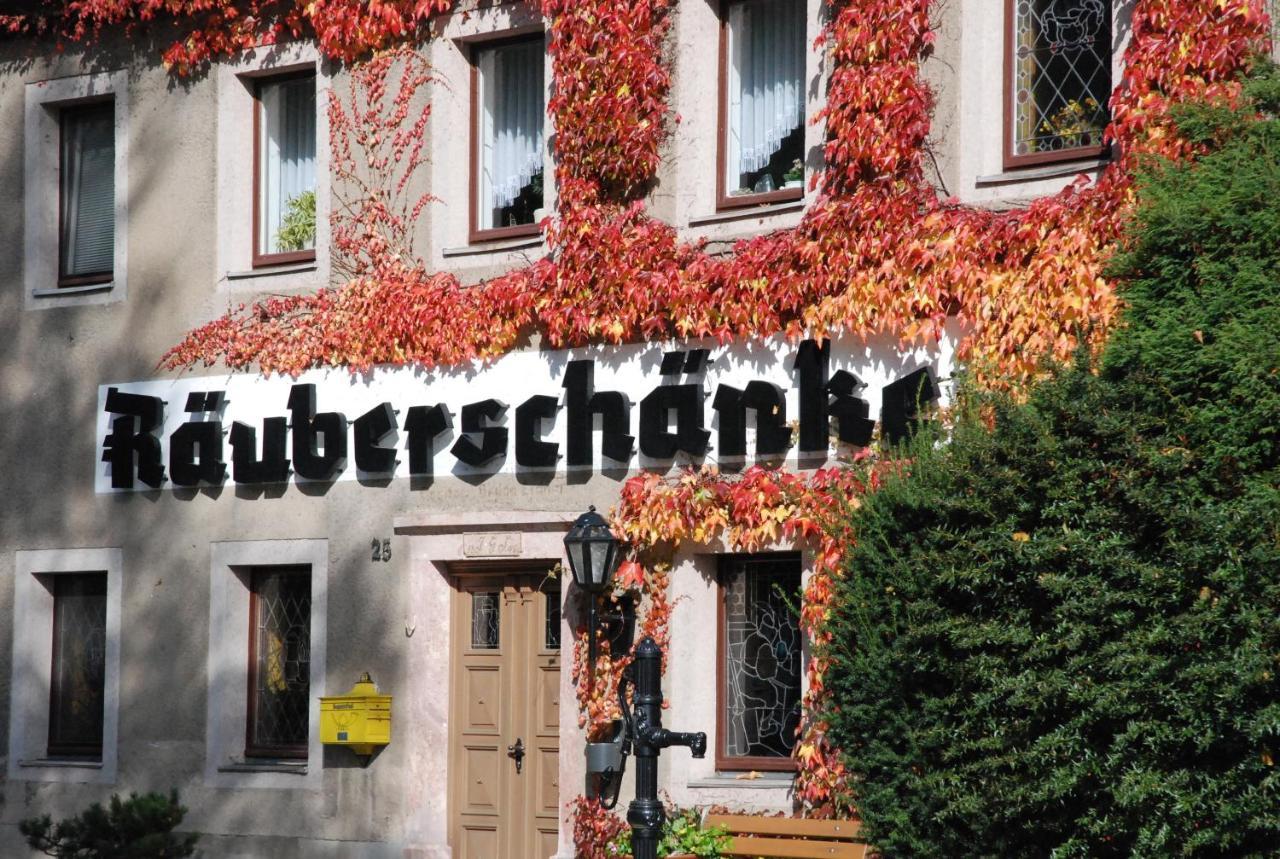Pension Räuberschänke (Deutschland Oederan) - Booking.com