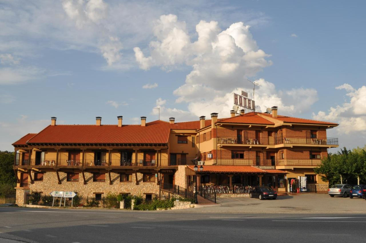 Hotels In Horcajo De La Sierra Community Of Madrid