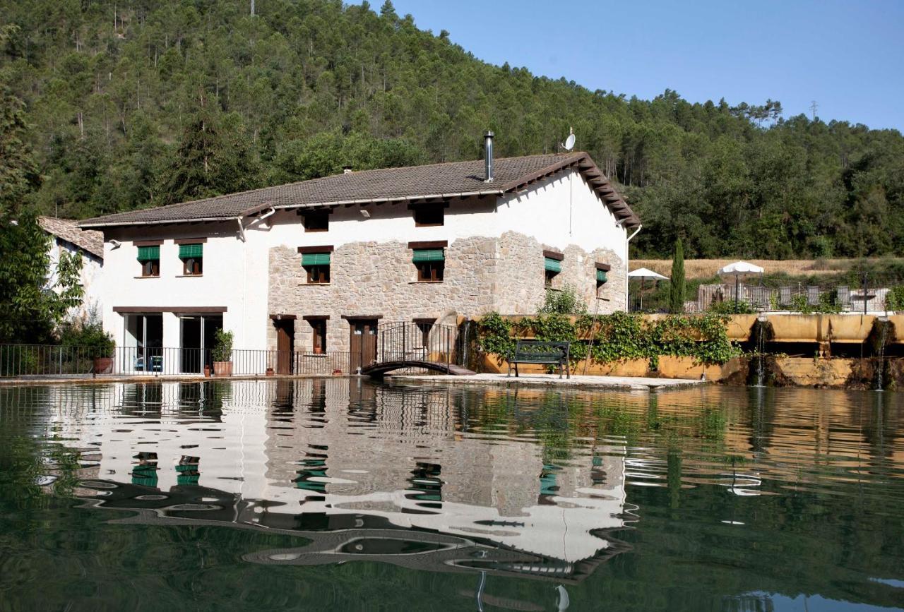 Hotels In Boixols Catalonia