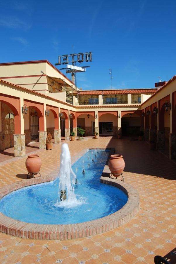 Hotels In Benquerencia De La Serena Extremadura