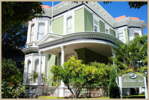 Bed And Breakfasts In Napa California