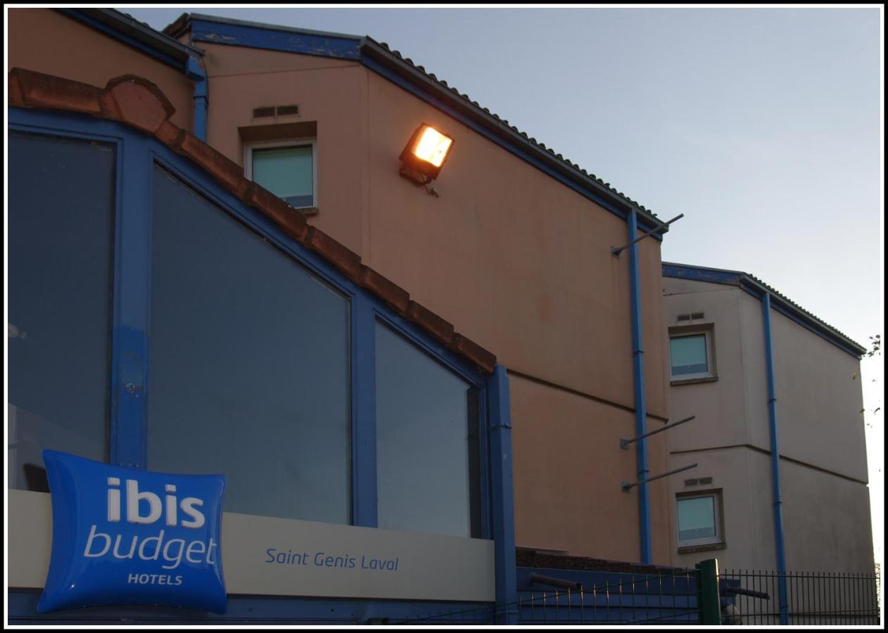 Hotel ibis budget Lyon Sud St Genis Laval (Frankrijk Saint-Genis ...