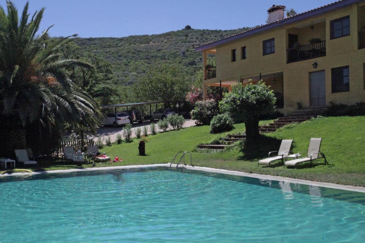 Hotels In Rebollar Extremadura
