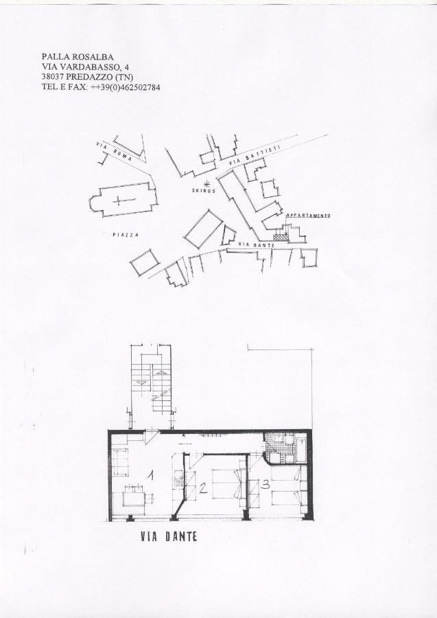 Appartamento Dolomiti Predazzo Italy