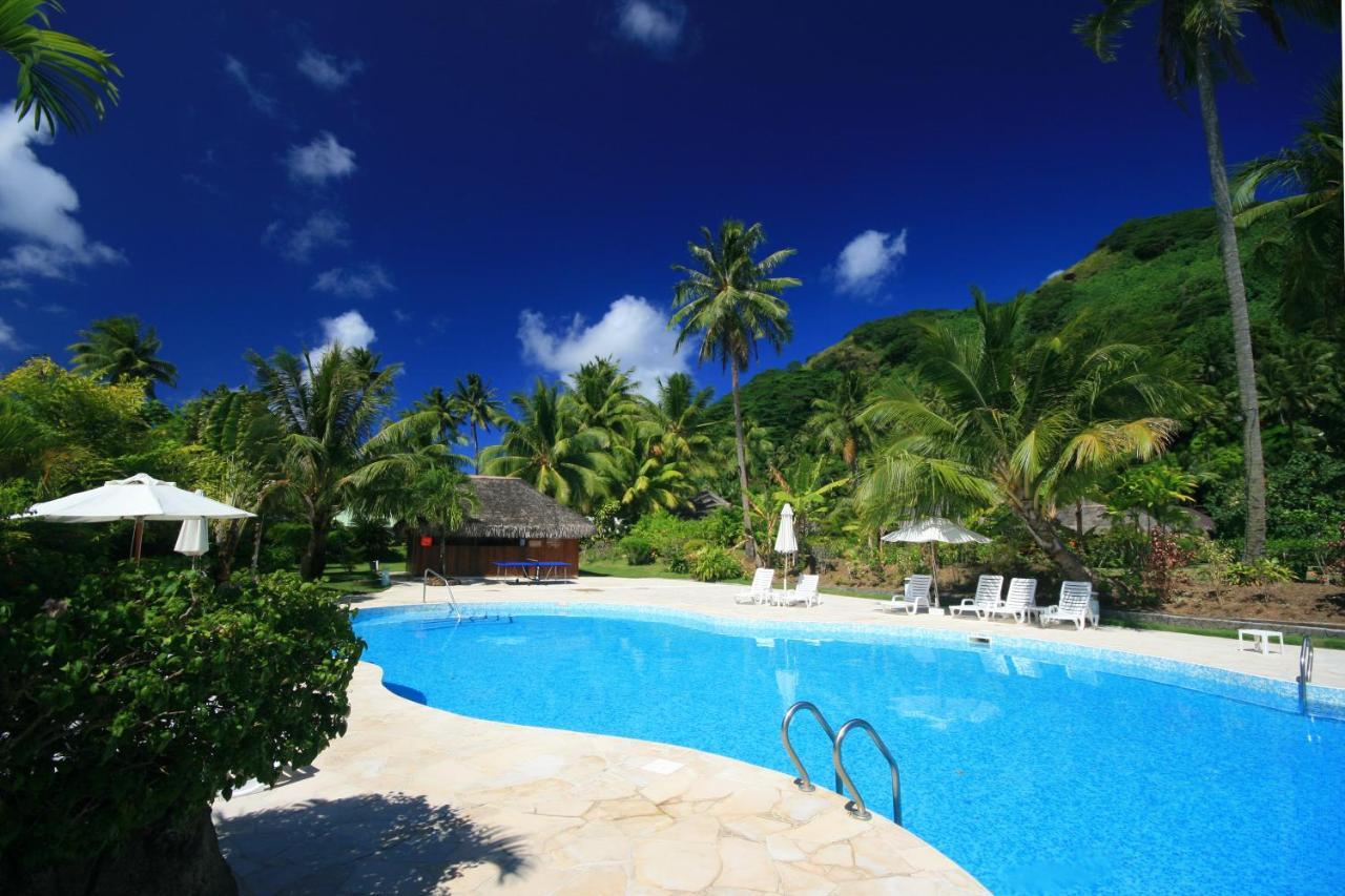 Huahine Te Tiare Resort, Fare, French Polynesia - Booking.com