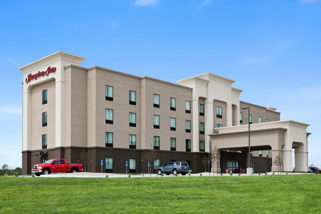 Hotels In Harrisonville Missouri