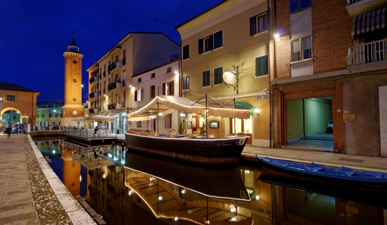 Hotels In Pomposa Emilia-romagna