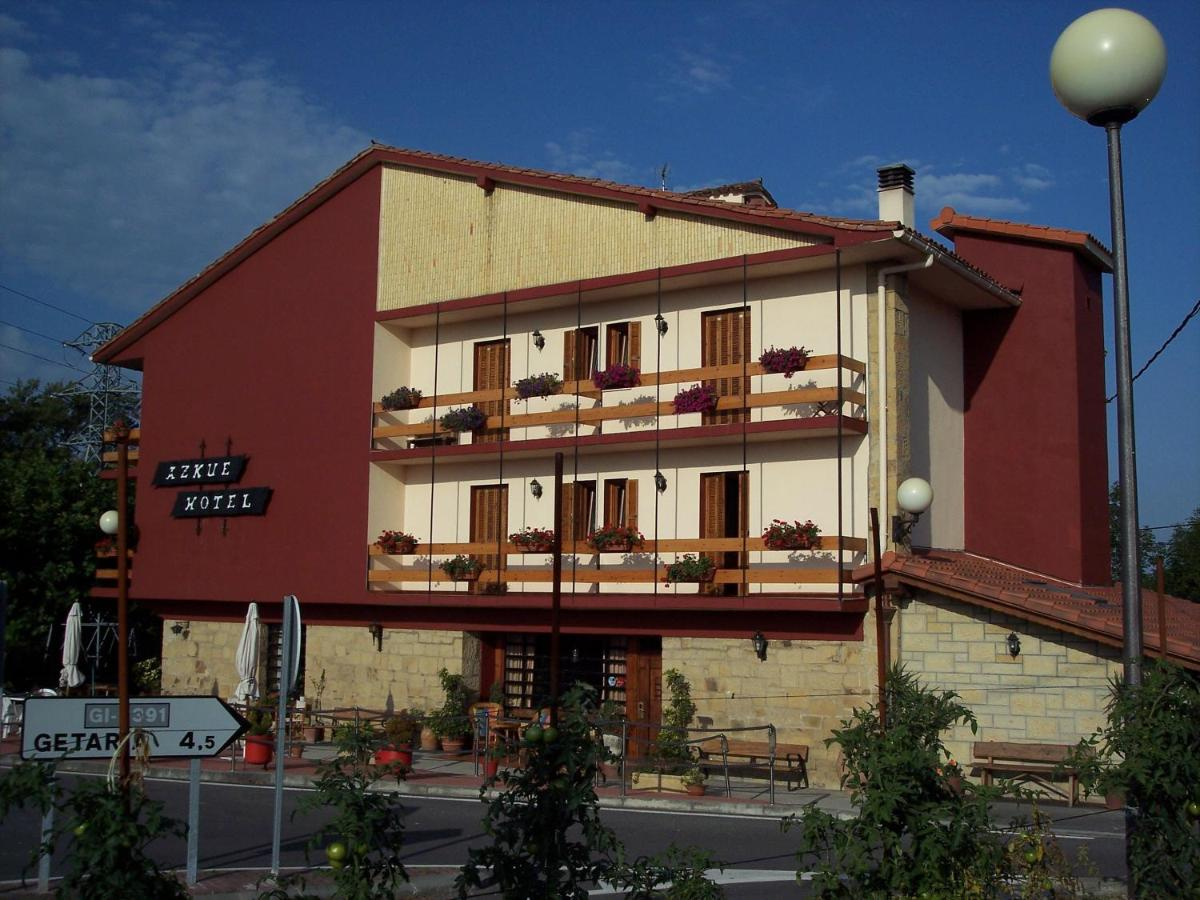Hotels In Azcoitia Basque Country