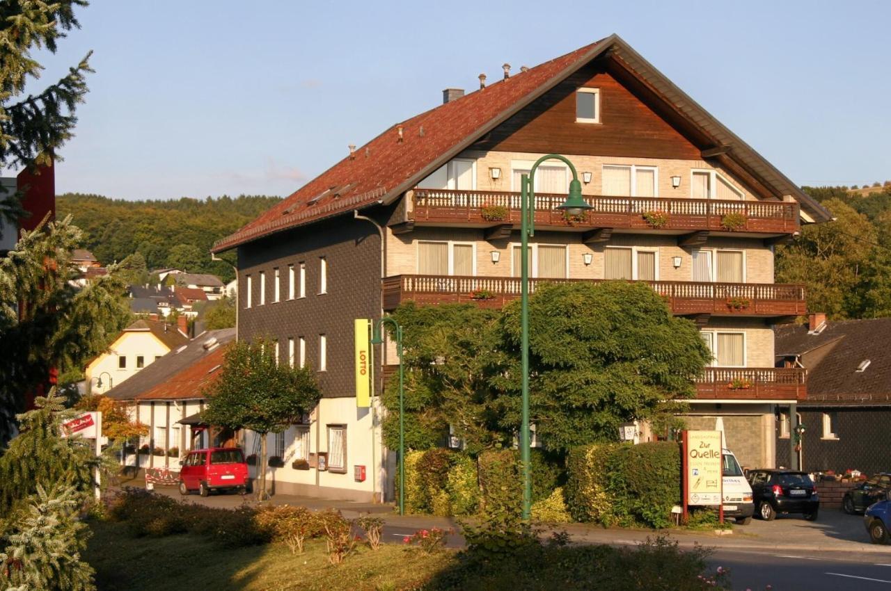 Gasthaus zur Quelle (Deutschland Bad Marienberg) - Booking.com