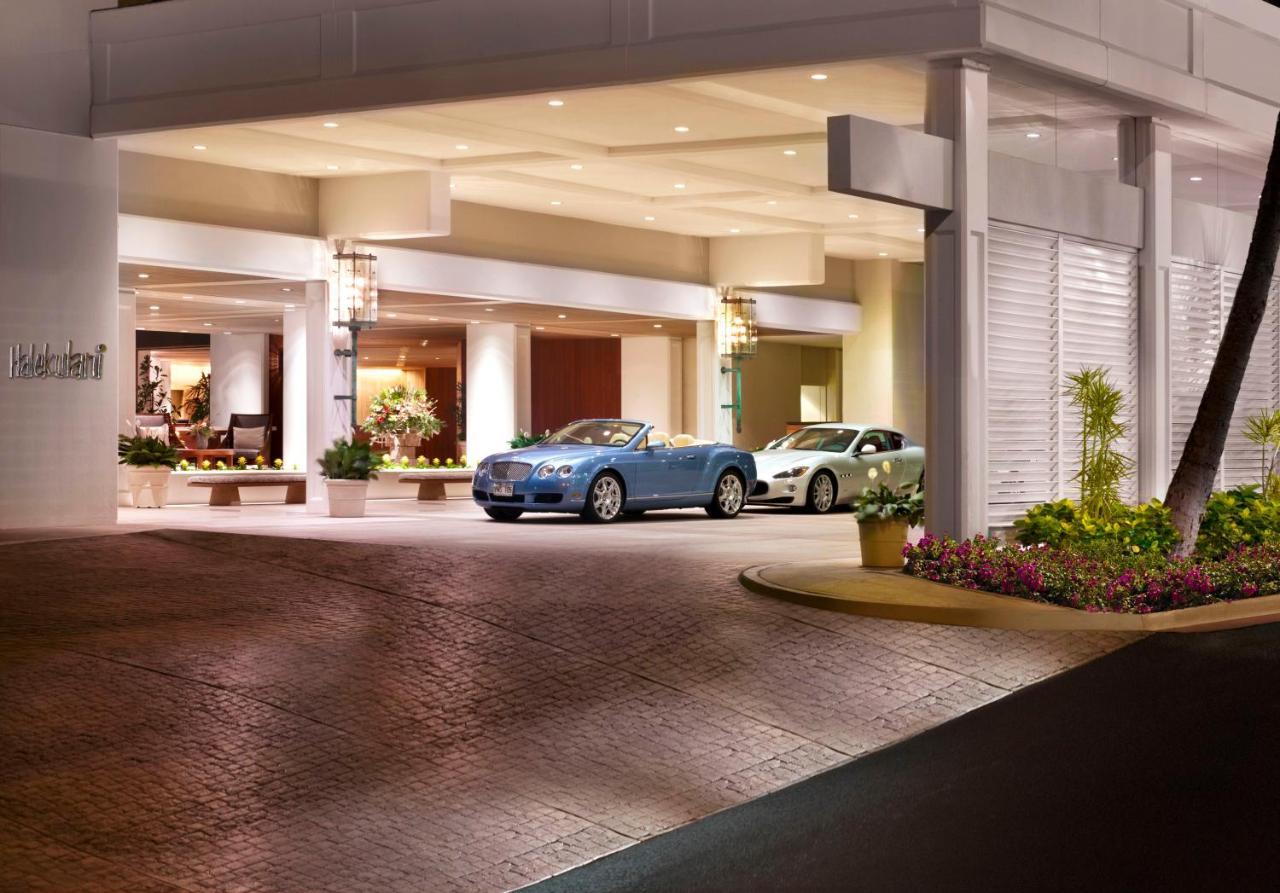 Resort Halekulani Honolulu Hi Booking Com