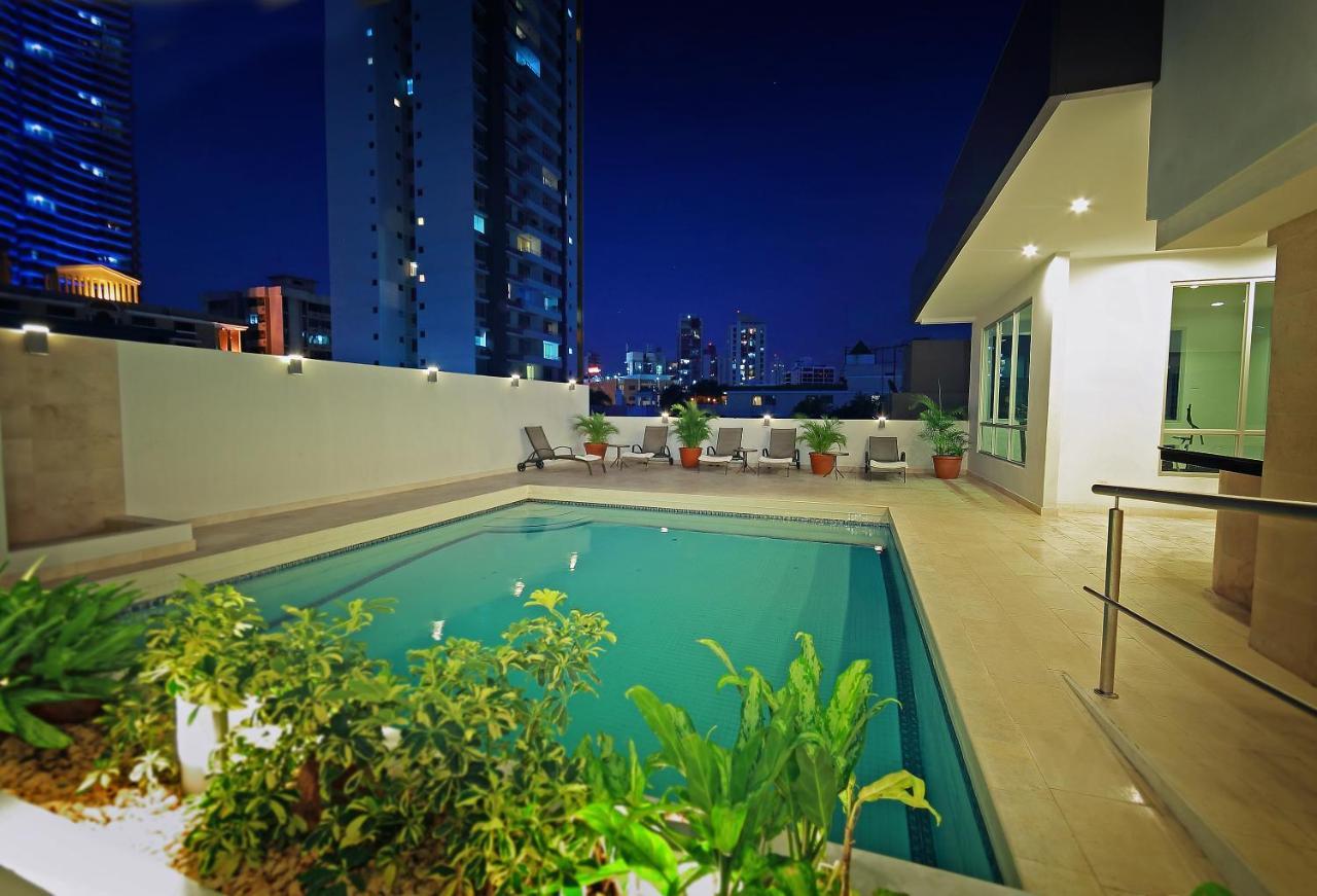 Hotel Wyndham Garden Panama, Panama City, Panama - Booking.com