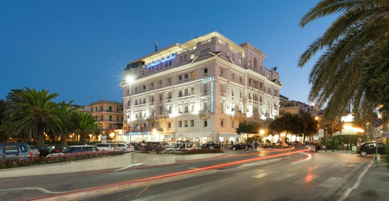 Hotel Esplanade Pescara Updated 2018 Prices