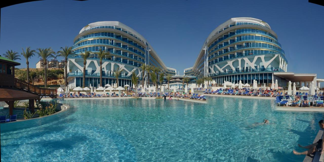 Infinity Beach Hotel 4 (TurkeyAlanya): description and reviews of tourists 23