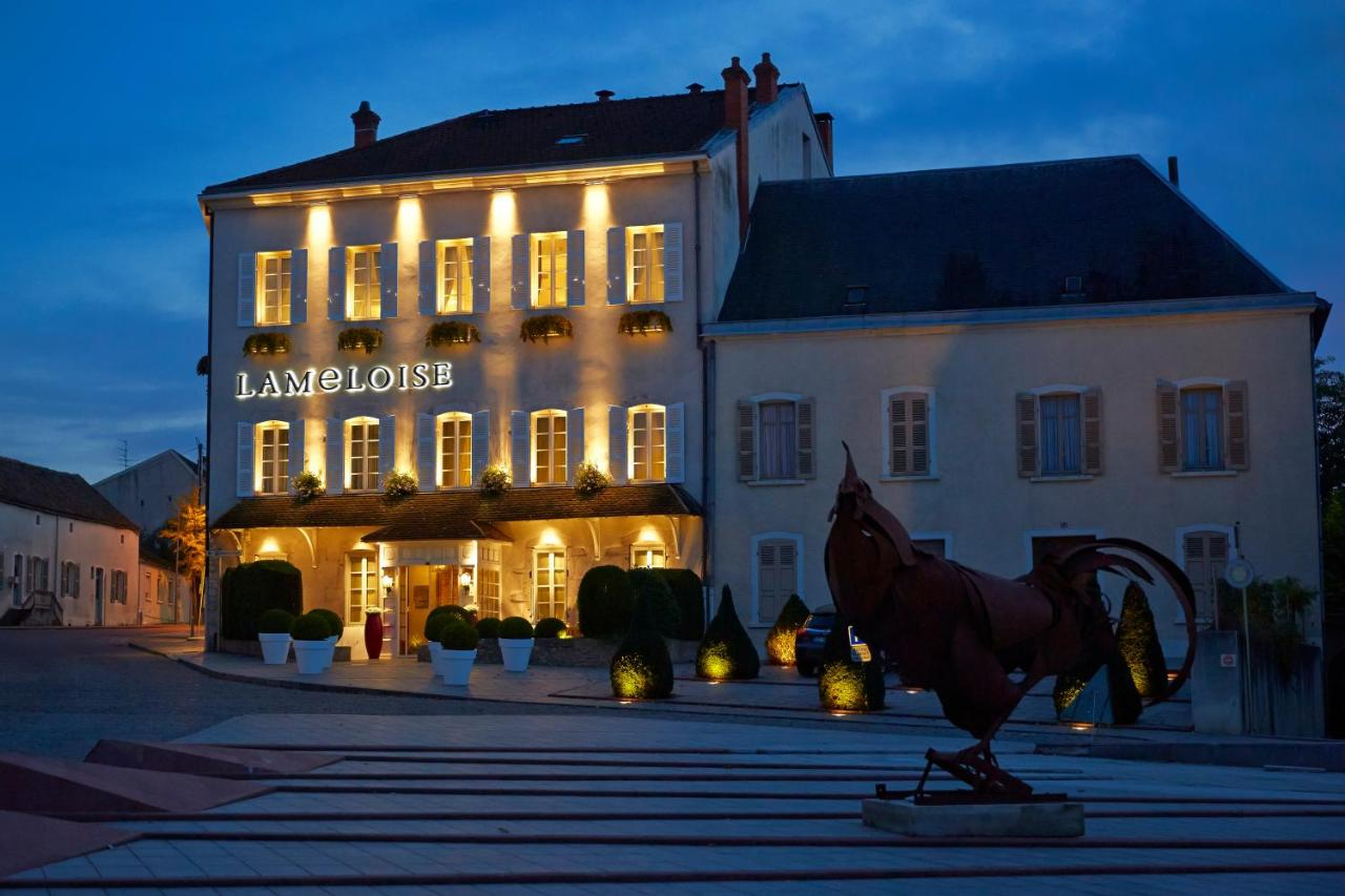 Hotels In Remigny Burgundy