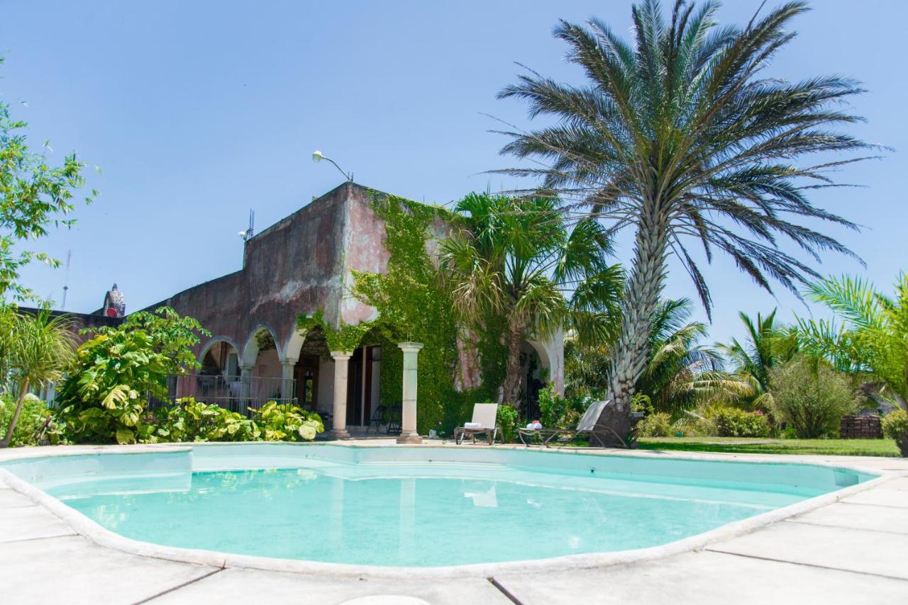 Hotels In Tixkokob Yucatán