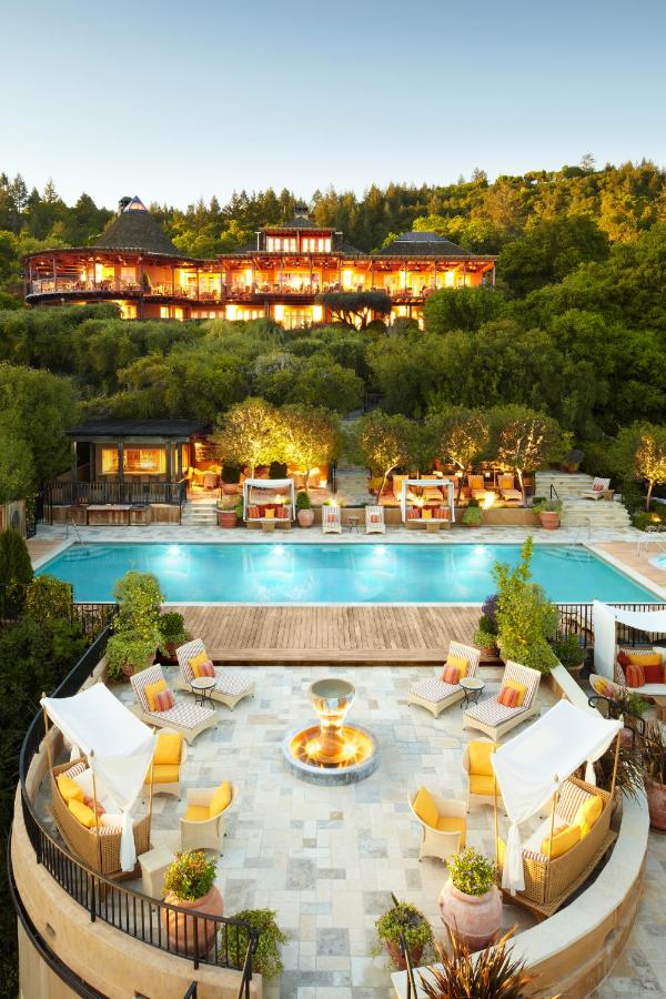 Hotels In Rutherford California