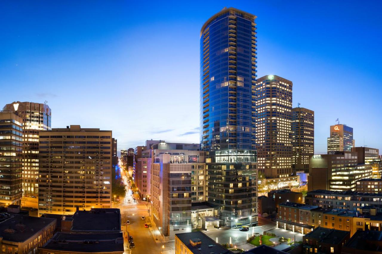 Courtyard By Marriott Montreal Downtown Updated 2018 Prices