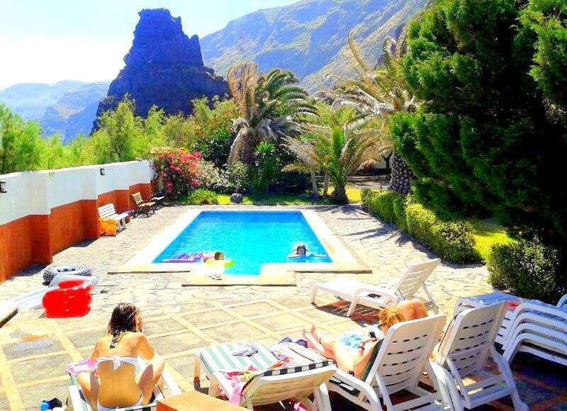 Guest Houses In Barlovento La Palma Island