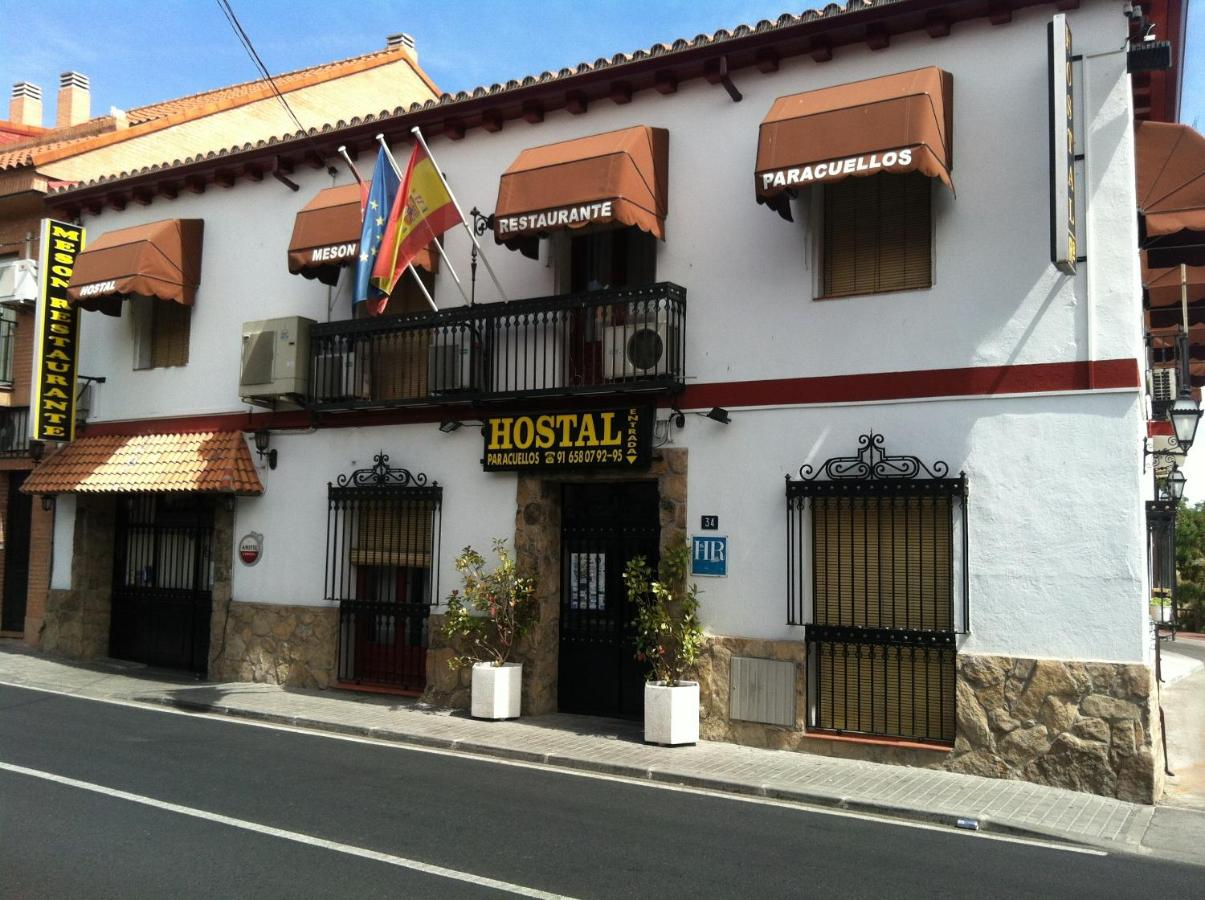 Hostal Paracuellos i Paracuellos de Jarama – uppdaterade ...