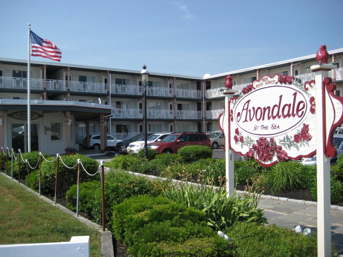 Hotels In Cape May New Jersey