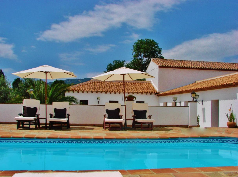 Guest Houses In Grazalema Andalucía