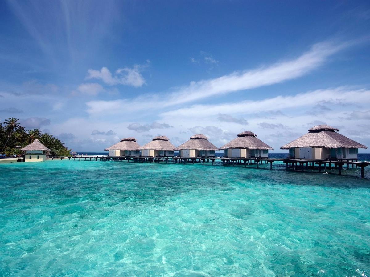 Недорогие бунгало на Мальдивских островах