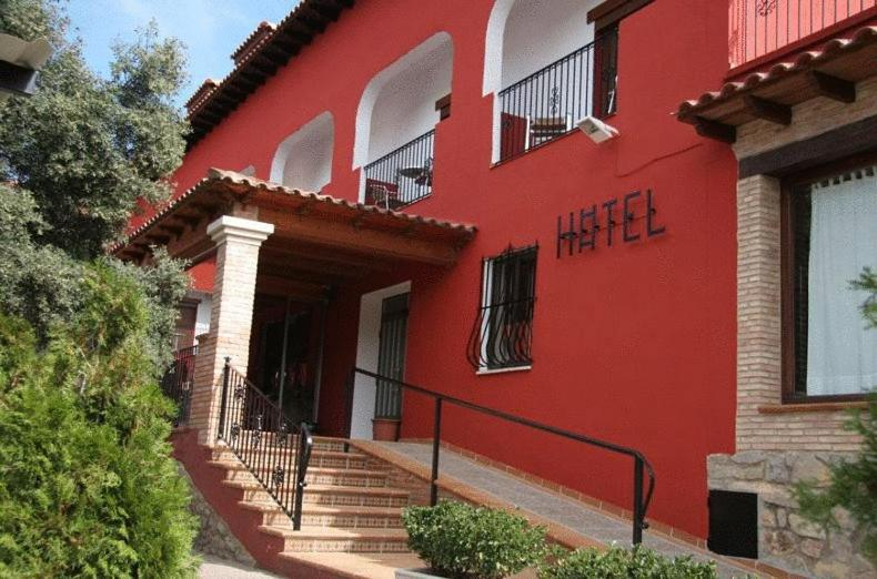 Hotels In Mora De Rubielos Aragon
