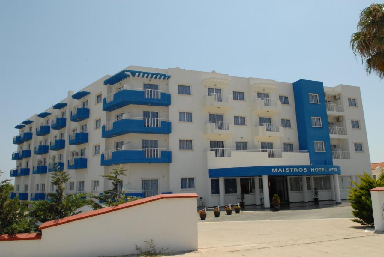 Hotel Maistros Hotel Apts Class A 4 (Cyprus, Protaras): description, reviews 35