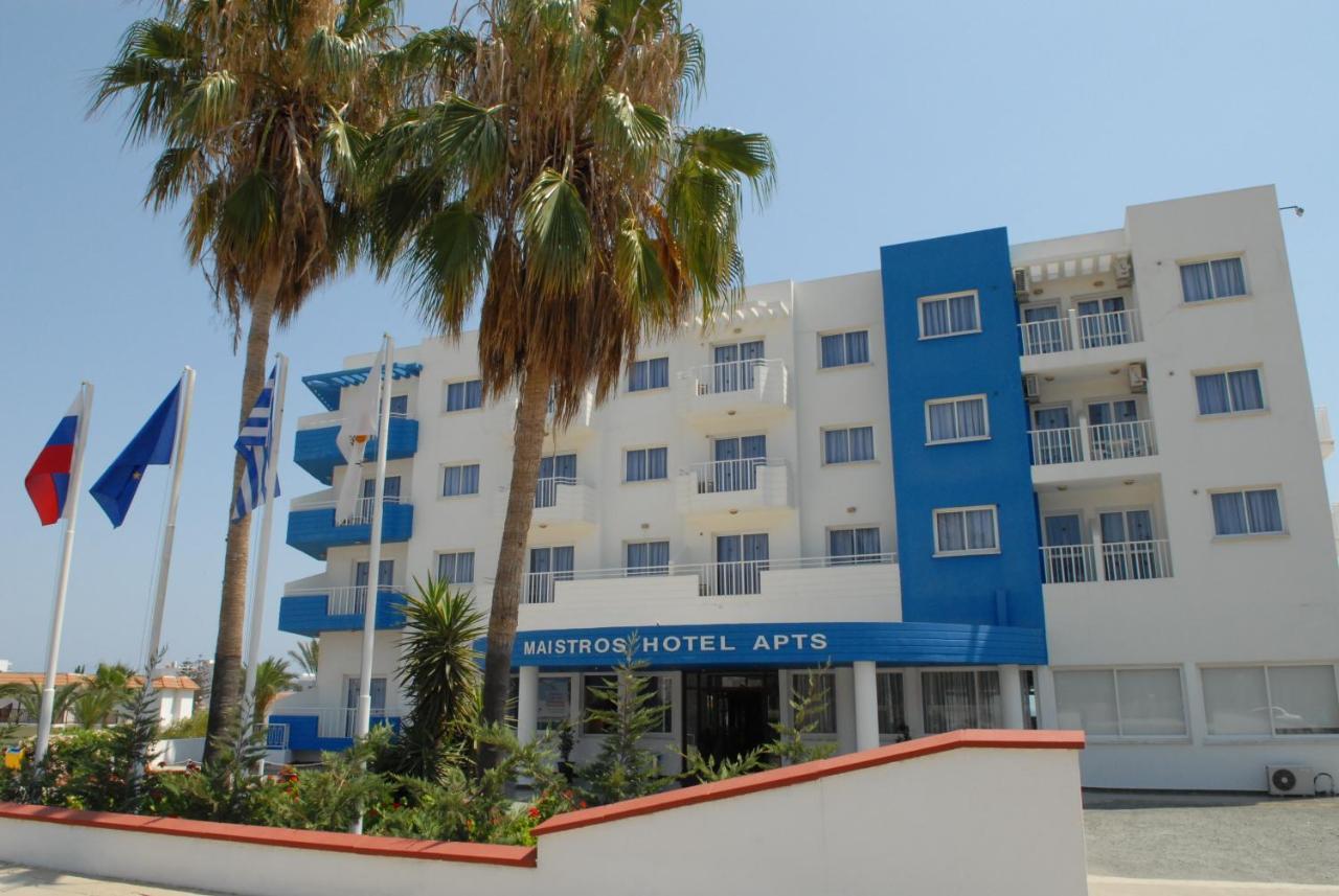 Hotel Maistros Hotel Apts Class A 4 (Cyprus, Protaras): description, reviews 13