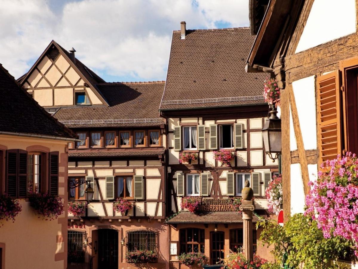 Hotel la Vignette (Frankreich Saint-Hippolyte) - Booking.com