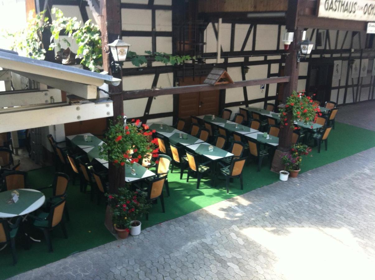 Hotel Ochsen Kehl-Kork (Deutschland Kehl am Rhein) - Booking.com