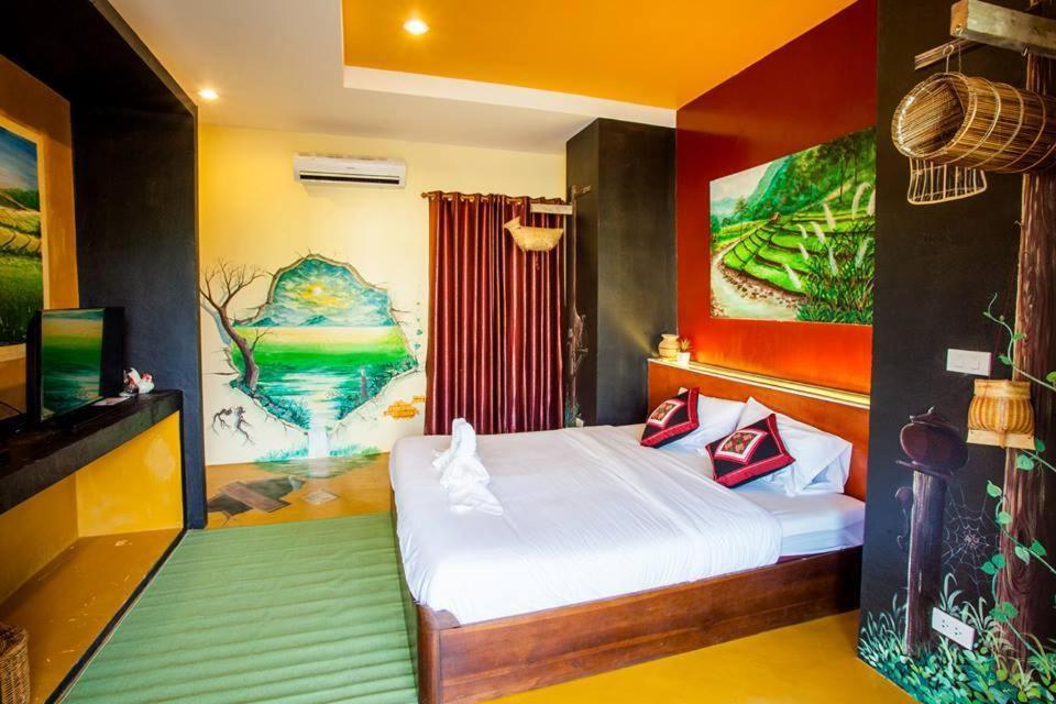 Resorts In Ban Mae Khachan Chiang Rai Province