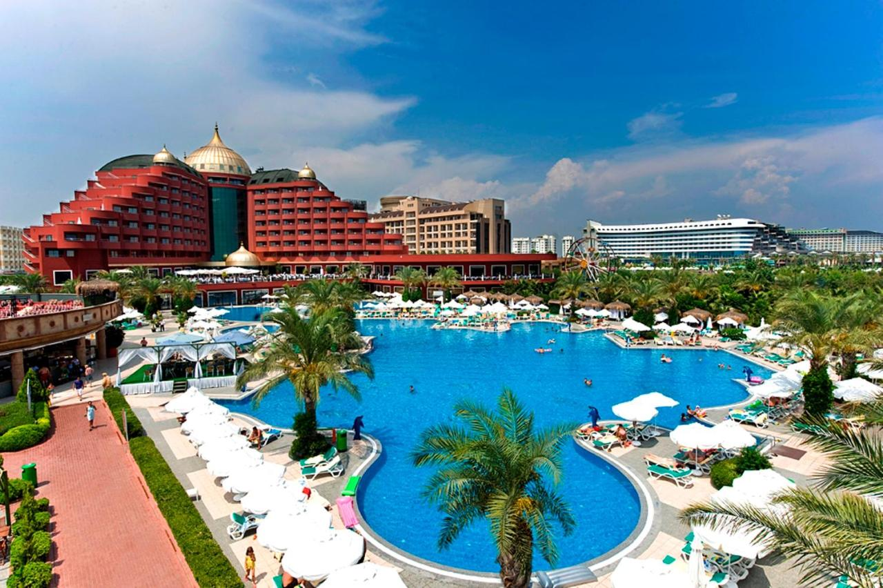 Resort Delphin Palace Lara All Inclusive Turkey Booking Com