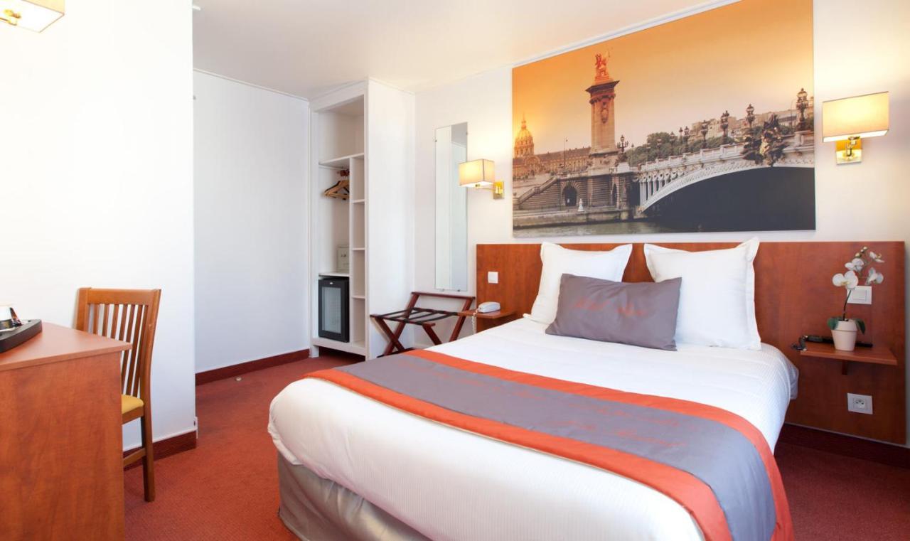 Hotel Saphir Grenelle Hotel Alyss Saphir Cambronne Paris France Bookingcom